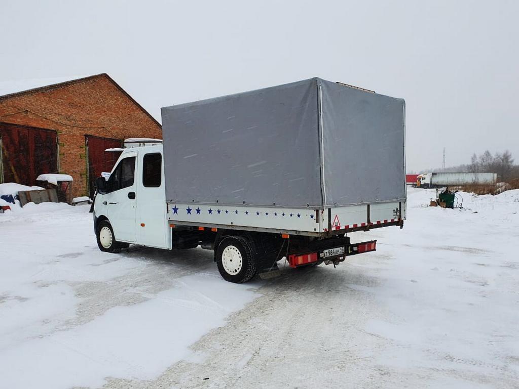 Тент на грузовик «Газель Фермер Next»