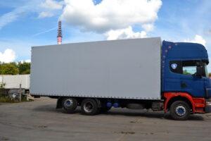 Тент на грузовик Scania